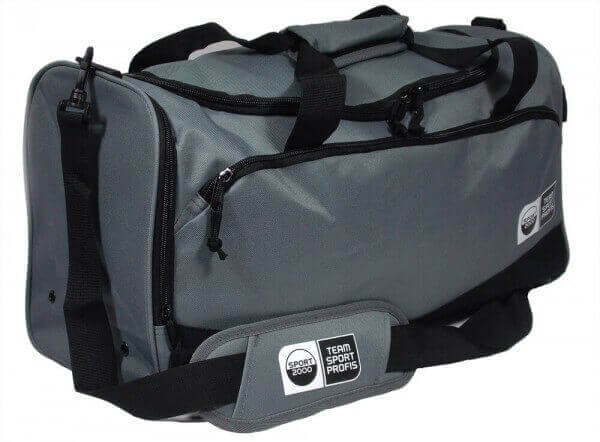 Sport 2000 Club Teambag - anthrazit/schwarz