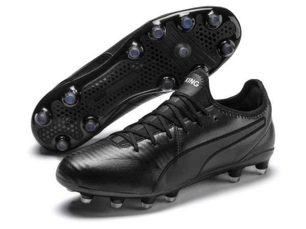 Puma King Pro FG - schwarz
