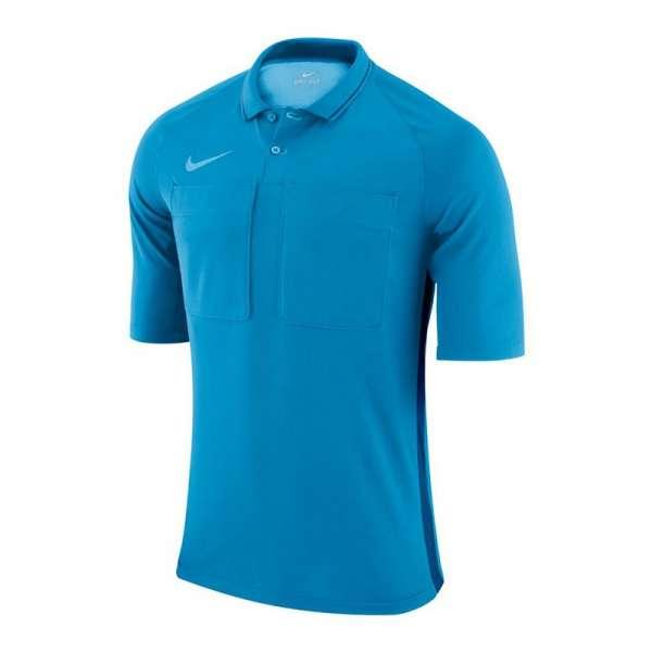 Nike DRY Referee Top - kurzarm - blau